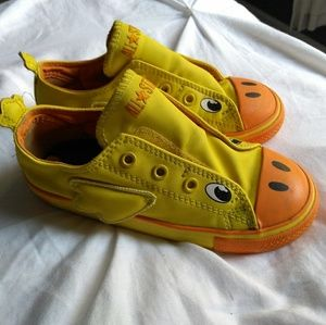 Converse toddler duck shoes
